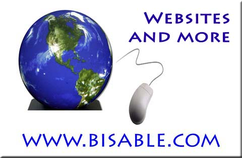 Hua Hin Advertising and websites with Bisable